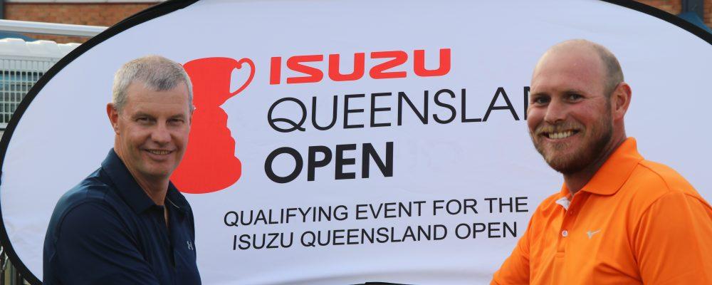 GNQ Mens Open Championship RESULTS